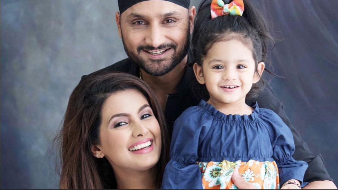 Geeta Basra makes a special wish for Harbhajan Singh on his birthday