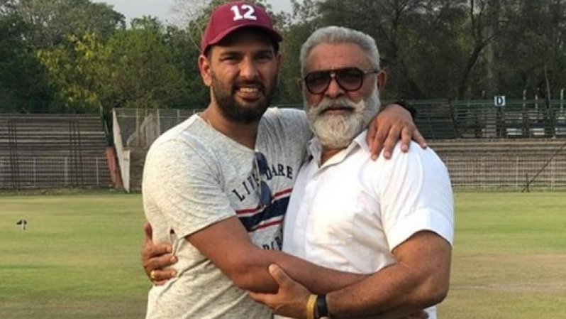 """Yuvraj can give a lot to Indian cricket without playing,"" says father Yograj Singh"