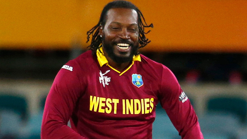 Chris Gayle determined to win T10 title for Kerala flood victims