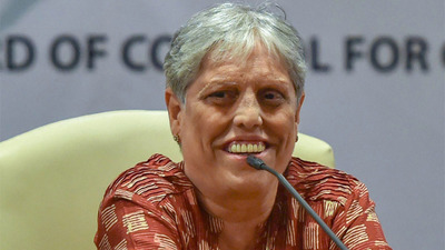 India women's cricket legend Diana Edulji declines top BCCI award