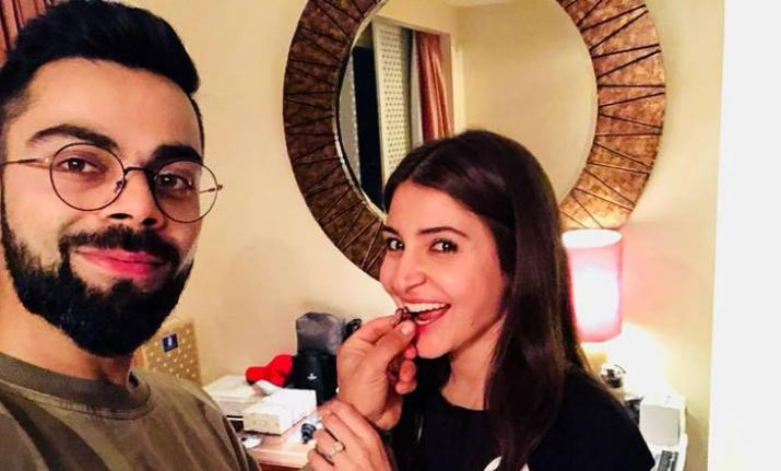 Virat Kohli and Anushka Sharma | Instagram