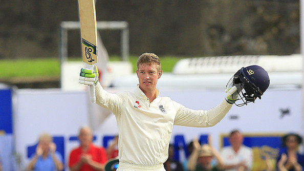 SL v ENG 2018: Keaton Jennings thanks friends and family after his gritty Test ton in Galle