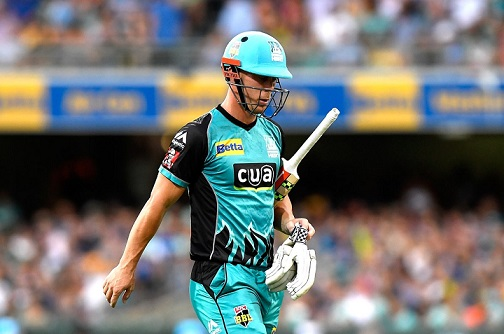 AUS vs ENG 2018: Chris Lynn ruled out of ODI series