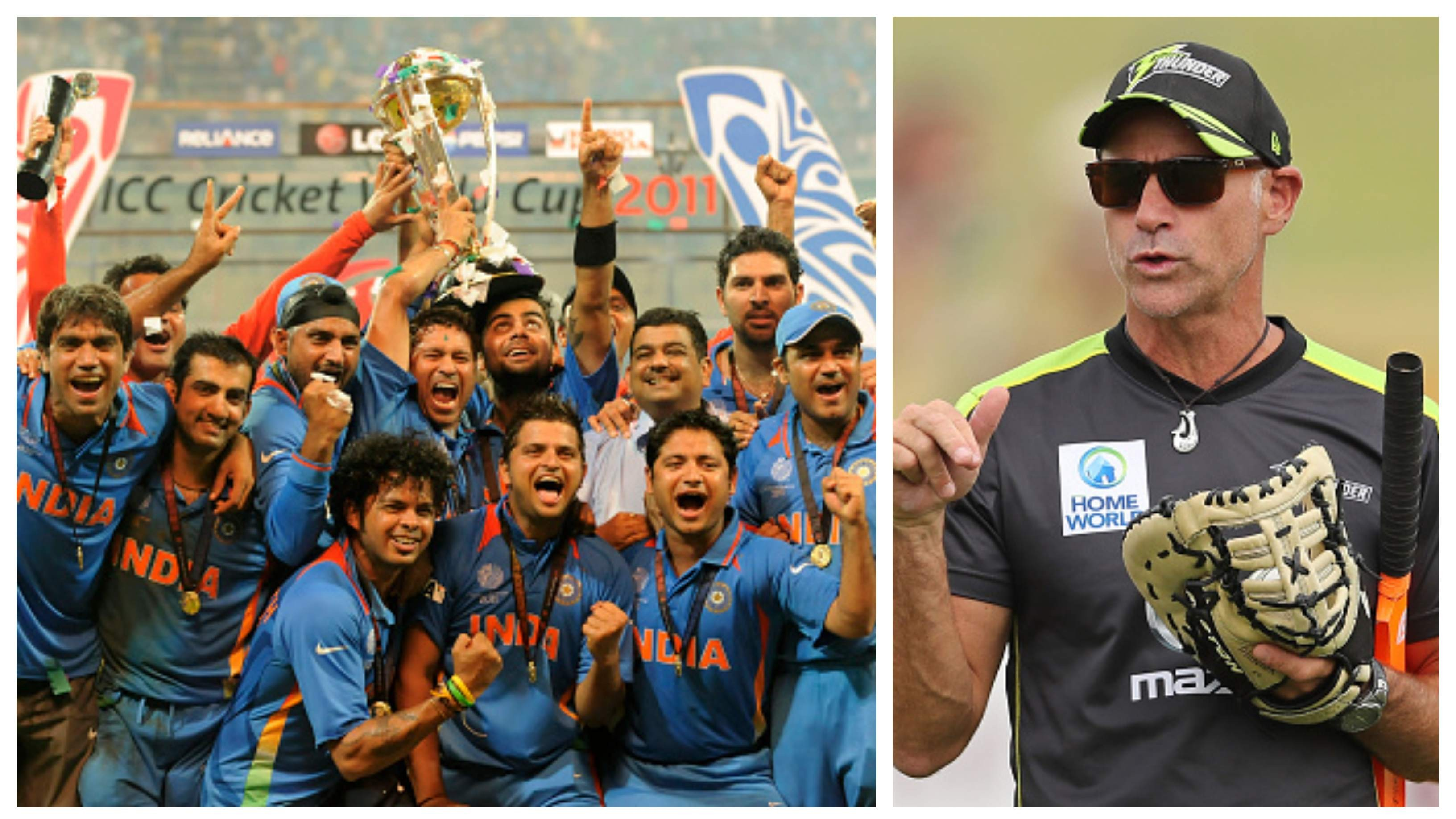 Paddy Upton describes Team India's 2011 World Cup winning squad