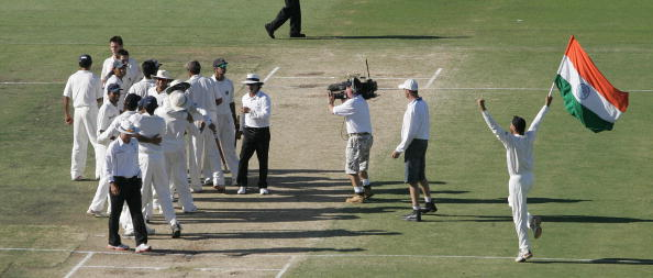 Perth 2008 was the last time india won a Test match in Australia | Getty
