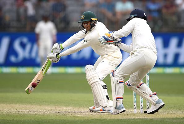 Usman Khawaja's 72 took Australia's lead to 286 runs | Getty