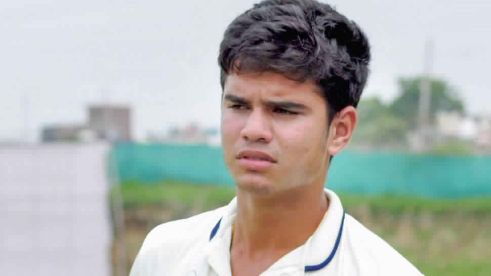 File picture of Arjun Tendulkar