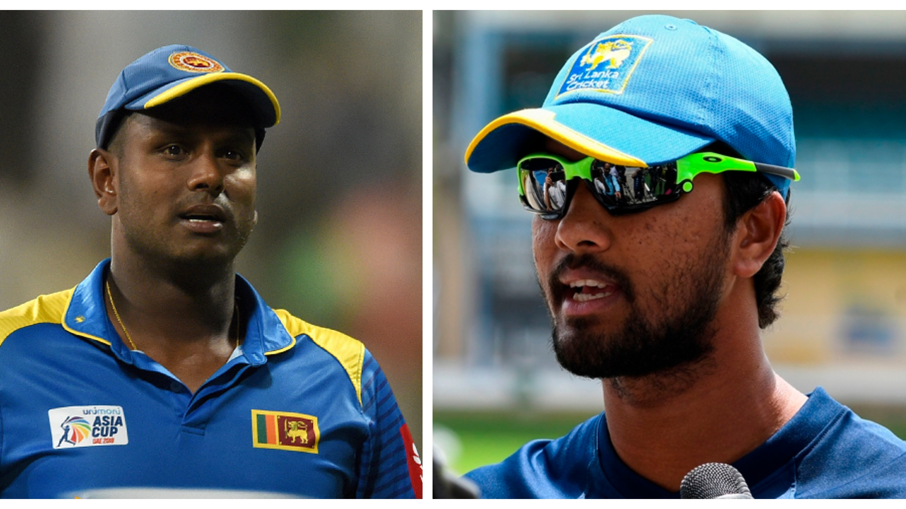 SL v ENG 2018: Dinesh Chandimal expresses disappointment over Angelo Mathews' sacking