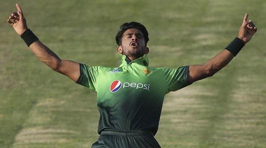Hasan Ali | AFP