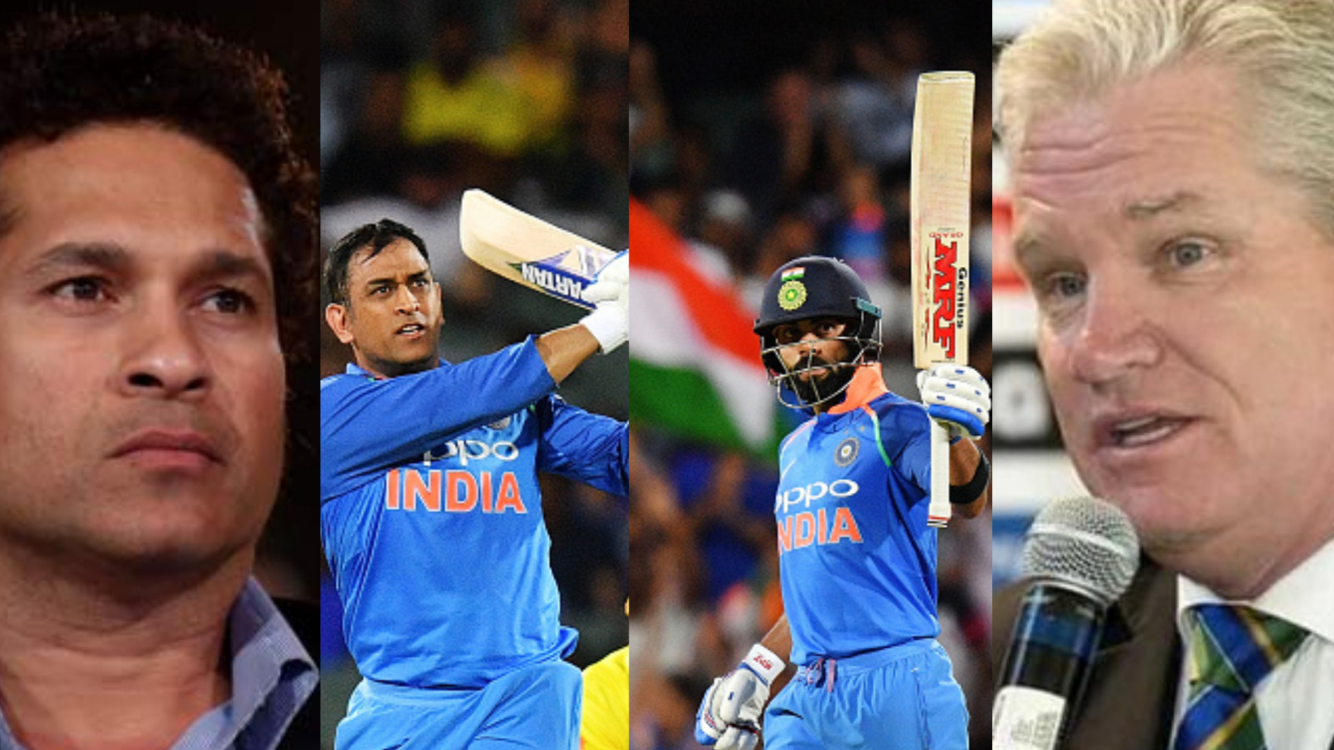AUS v IND 2018-19: Cricket fraternity hails the chase masters Kohli-Dhoni as they take India to a 6-wicket win in Adelaide