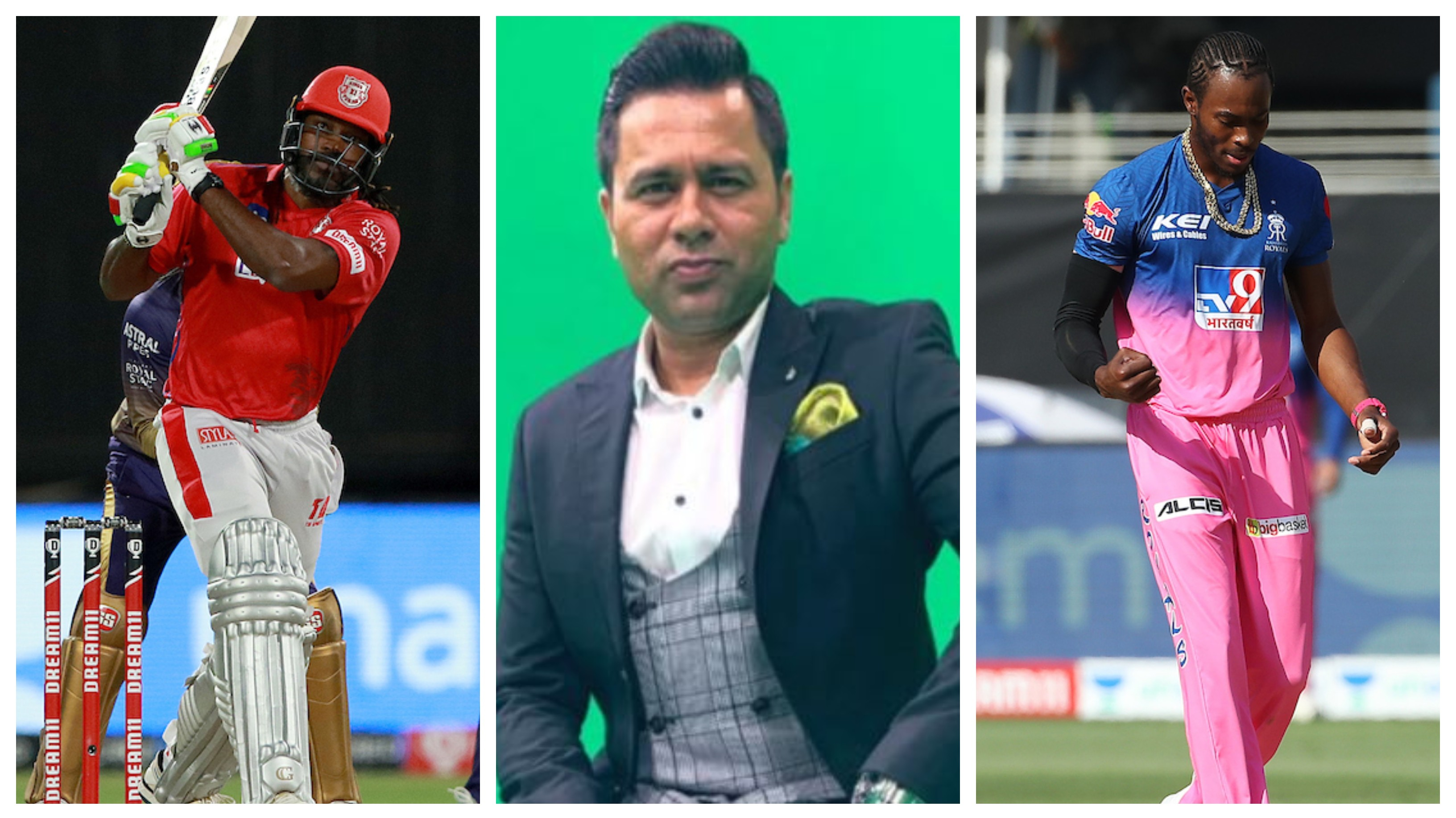 IPL 2020: RR must deploy Jofra Archer to counter Chris Gayle's threat versus KXIP, feels Aakash Chopra