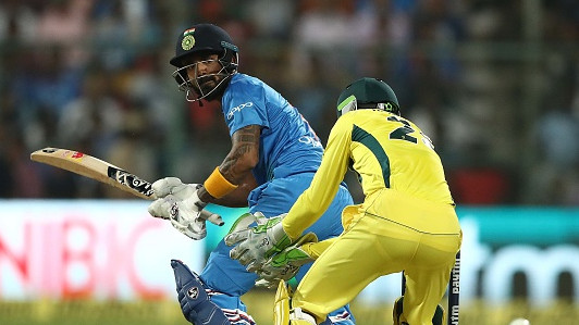 IND v AUS 2019: Twitterati not pleased with KL Rahul's exclusion from Indian team for Delhi ODI