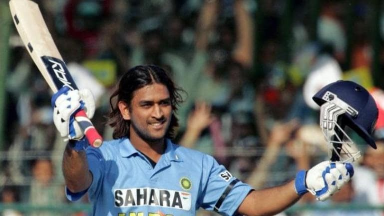 WATCH - BCCI posts a throwback clip of MS Dhoni's 183*- his highest ODI score ever