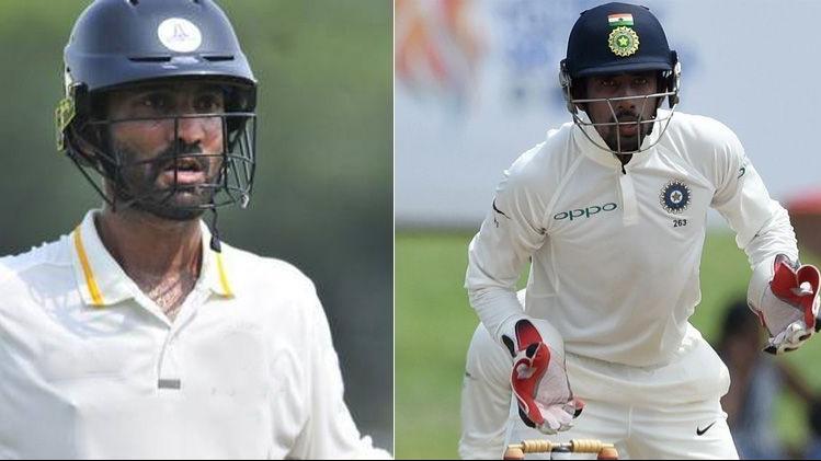 चोटिल ऋद्धिमान साहा की जगह दिनेश कार्तिक को मिल सकता है अफगानिस्तान टेस्ट के लिए भारतीय टीम में मौका