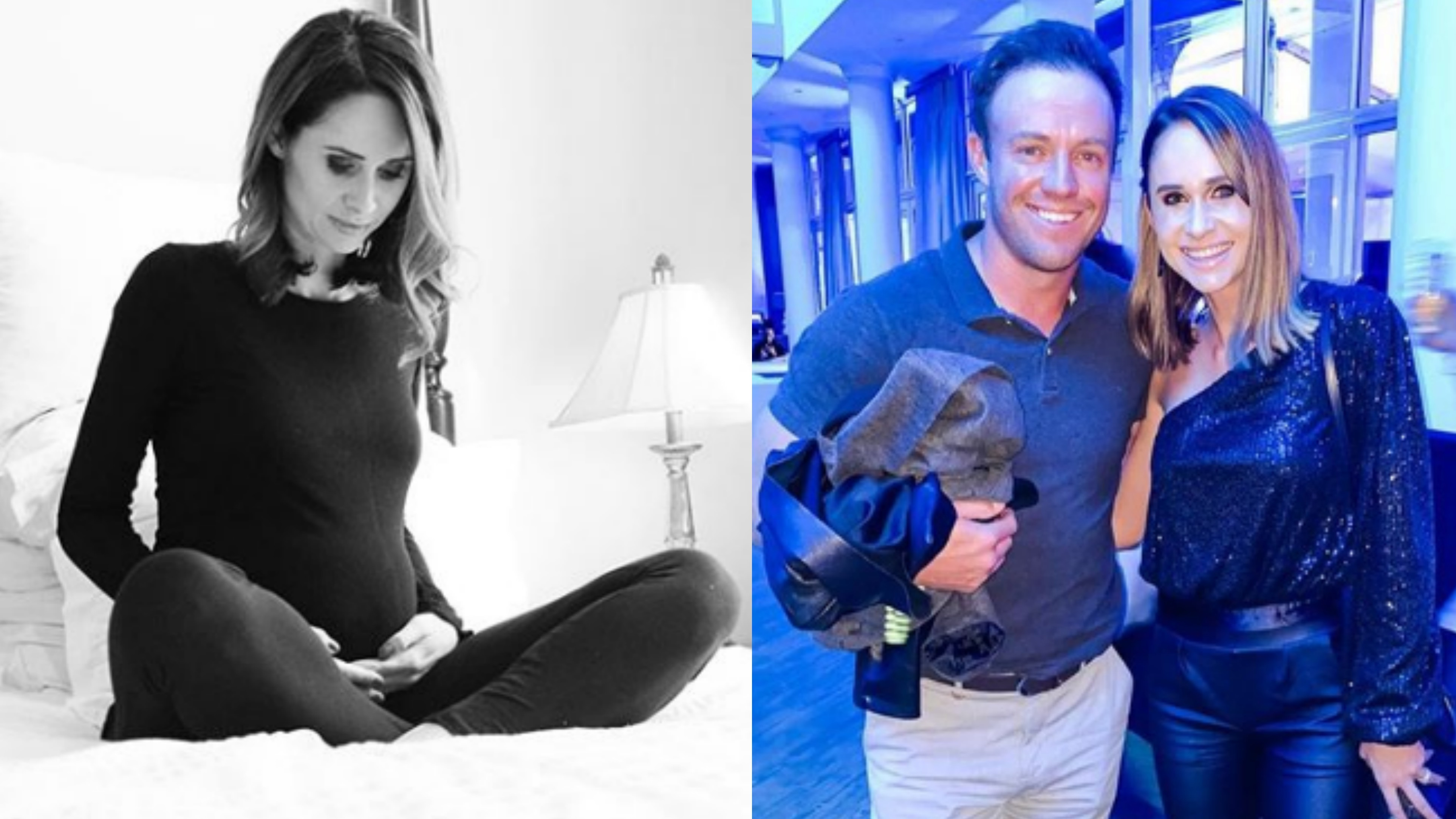 AB de Villiers and wife Danielle set to welcome third child; Anushka Sharma congratulates them