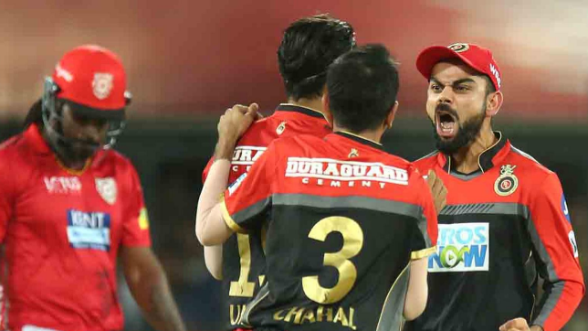 IPL 2018 : Match 48, KXIP vs RCB - Statistical Highlights