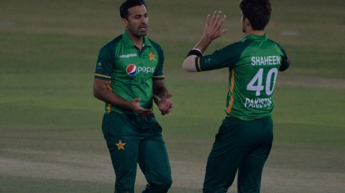 PAK v ZIM 2020: Shaheen Afridi, Wahab Riaz star in Pakistan's 26-run win over Zimbabwe in 1st ODI