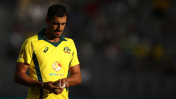 Mitchell Starc released by Kolkata Knight Riders through text message