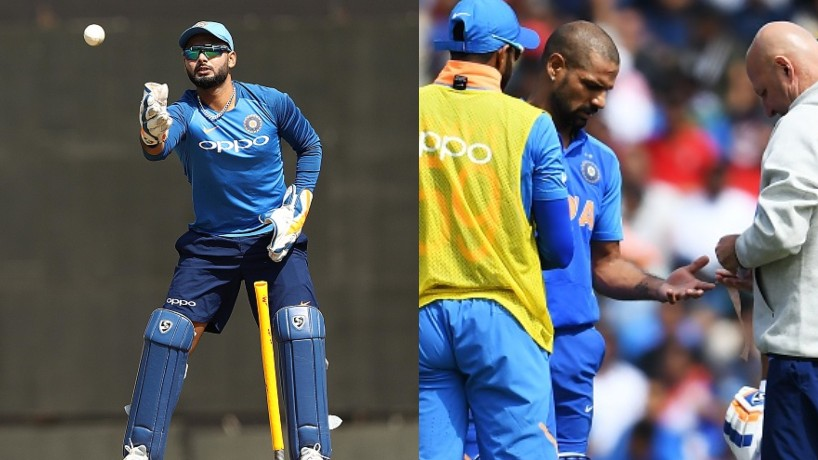 CWC 2019: Fans welcome Rishabh Pant in India World Cup squad with memes on Twitter