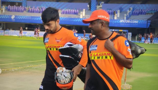 Muralitharan joined SRH as a bowling coach and mentor in 2015 | Twitter
