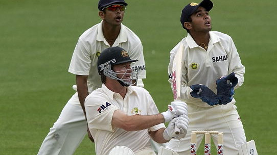 Steve Waugh recalls Parthiv Patel sledging him in his last Test