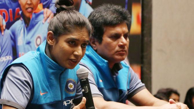 'यह महिला क्रिकेट के लिए अच्छे समय की शुरुआत है' मिताली राज ने कहा