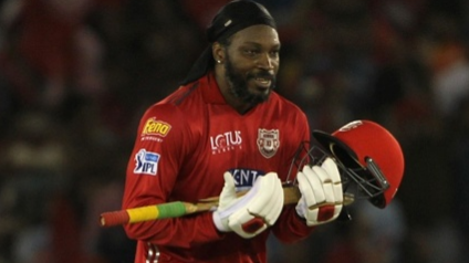 WATCH: Chris Gayle discovers a secret about him in Dean Jones' red book