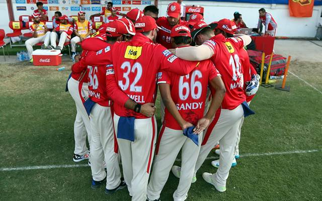 Kings XI Punjab | Source Getty