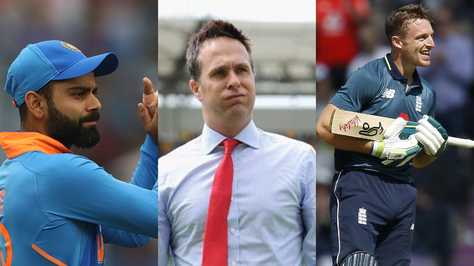 CWC 2019: WATCH – Michael Vaughan reveals his Dream XI for upcoming ICC World Cup