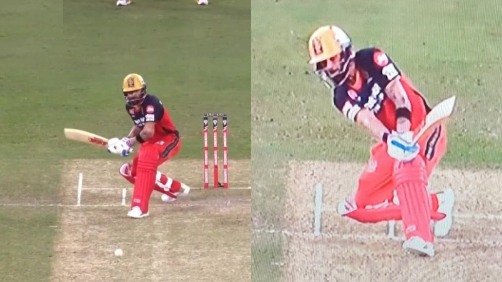 IPL 2020: WATCH- Virat Kohli's amazing 360° scoop shot garners attention