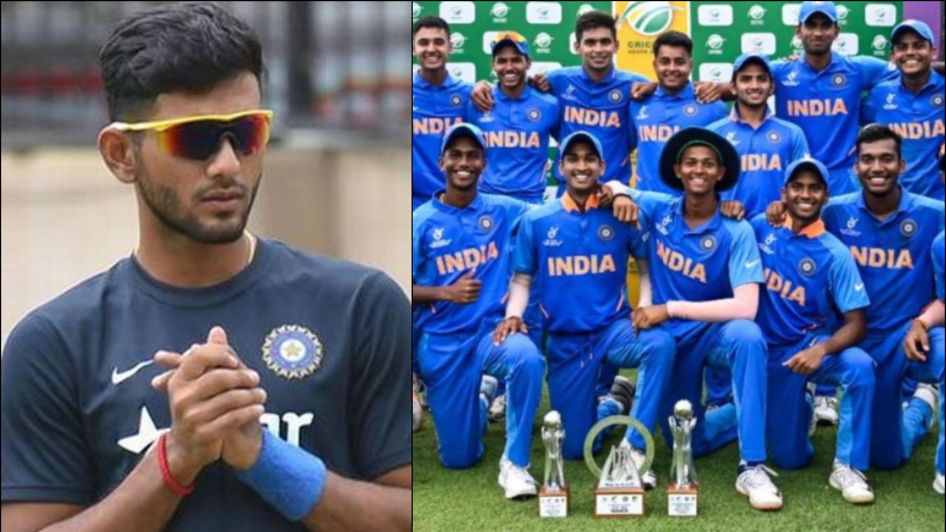 उन्मुक्त चन्द ने भारत की अंडर-19 टीम को आईसीसी अंडर-19 विश्वकप से पहले दी ये खास सलाह