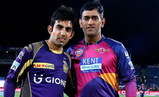 Gautam Gambhir admits to having difference of opinions with MS Dhoni