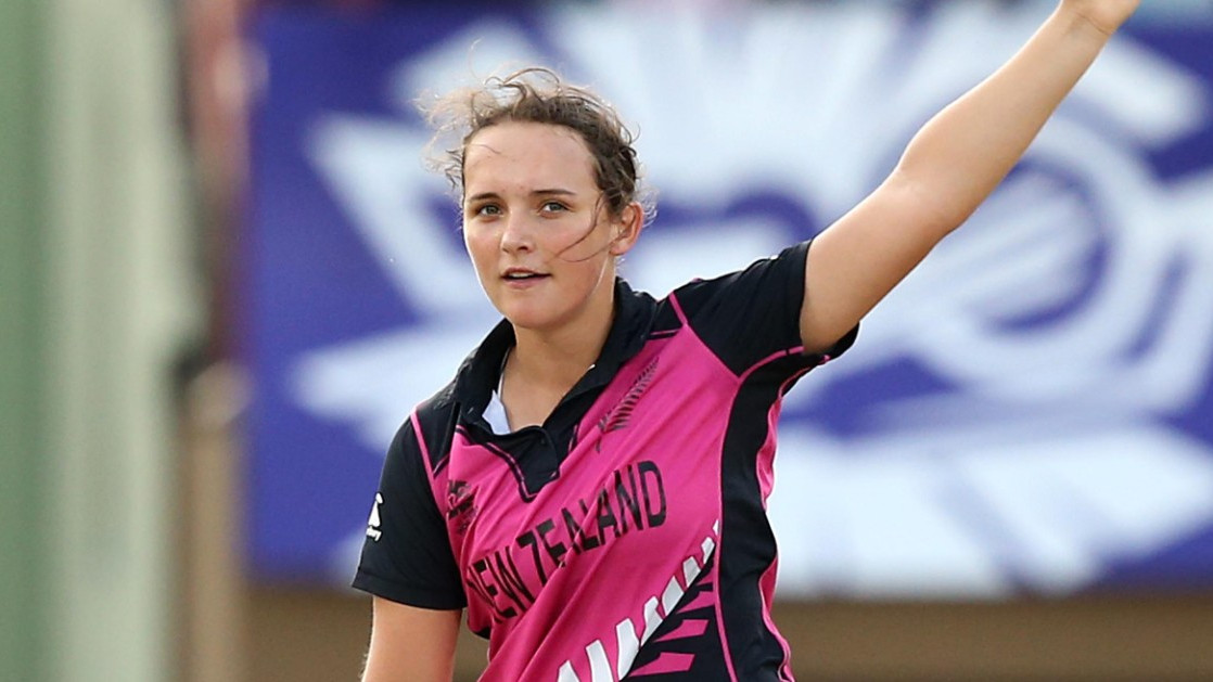 New Zealand's Amelia Kerr pulls out of England tour to focus on mental health