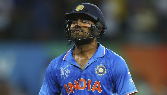 Rohit Sharma is struggling for form in South Africa   Getty