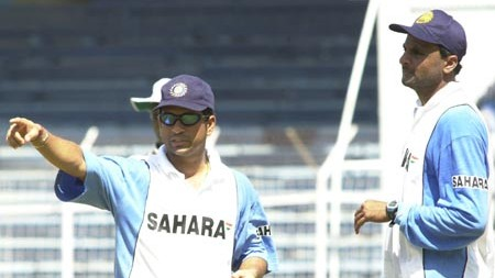 "When Sachin Tendulkar's ""trousers prank"" calmed nerves of a wary Javagal Srinath in 2002"
