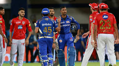 IPL 2018: Krunal Pandya happy to finish off  the game for MI against KXIP