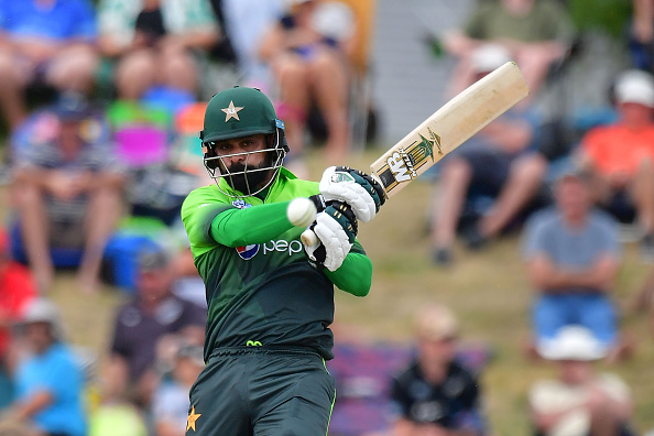 Mohammad Hafeez is back in the ODI set-up for Pakistan | Getty