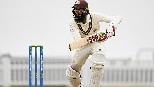 Hashim Amla saves county match for Surrey with 278-ball 37*; Twitterati applauds