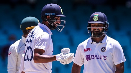 Rishabh Pant knew he couldn't go for a draw, he had to go for a win in Gabba- Cheteshwar Pujara