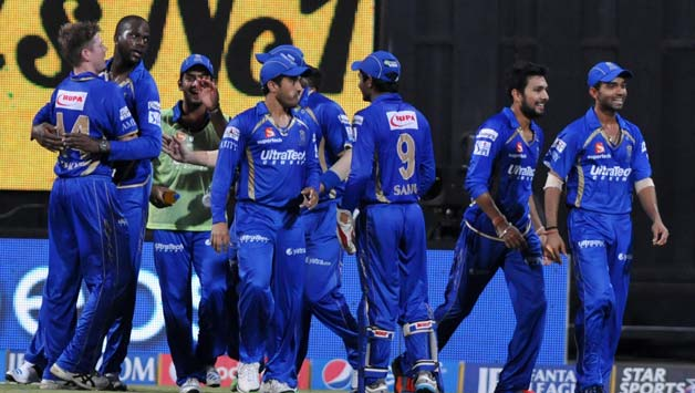 Rajasthan Royals | Source Getty