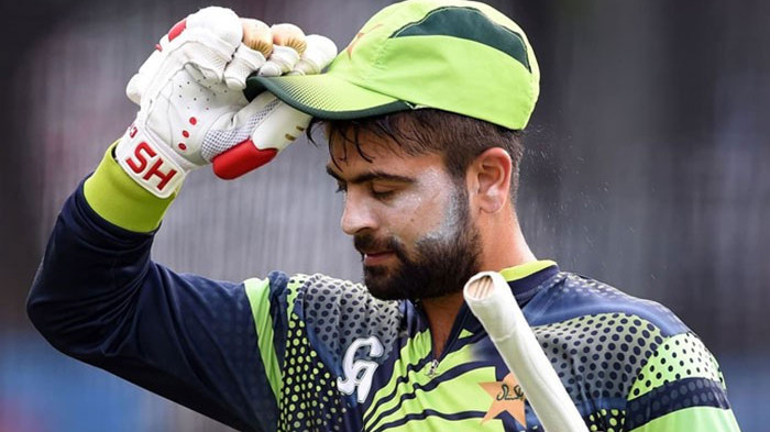 Ahmad Shahzad meets with an accident; files an FIR after escaping injury