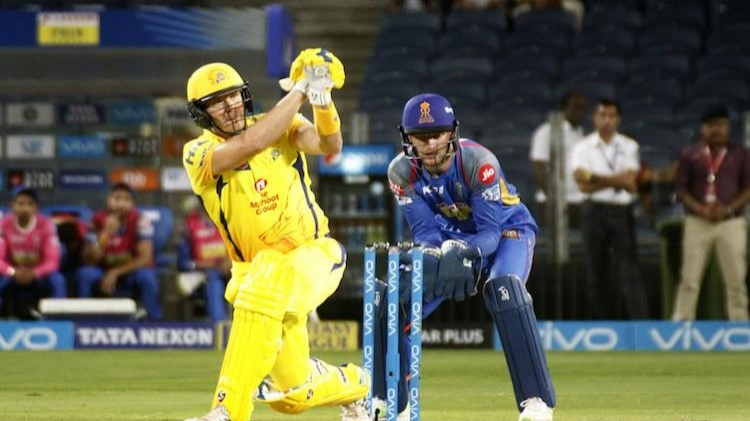 IPL 2018: Match 17 , CSK vs RR - Statistical Highlights