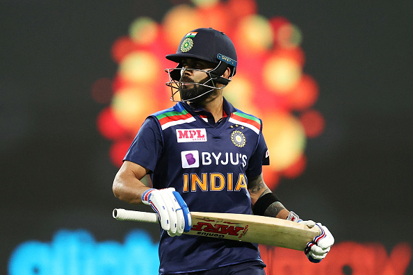 Virat Kohli moved to 7th spot in ICC T20I batting rankings | Getty