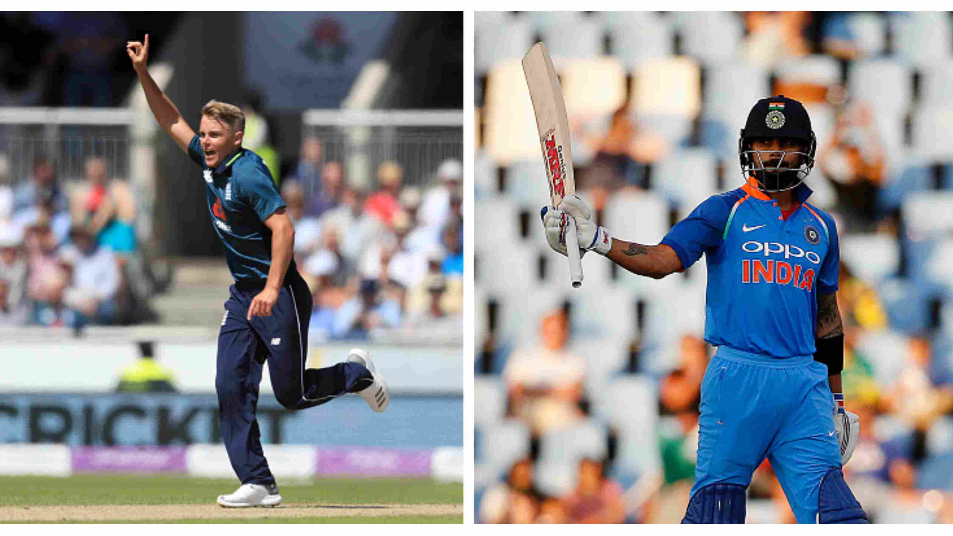 ENG v IND 2018: Sam Curran keen to test himself against Virat Kohli