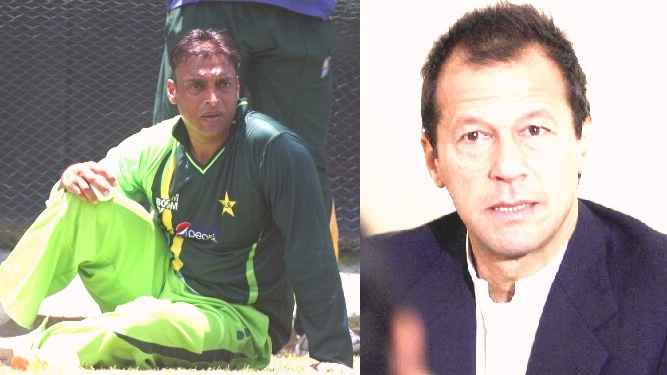 Shoaib Akhtar is confident that Imran Khan will make Pakistan 'Tiger of Asia'