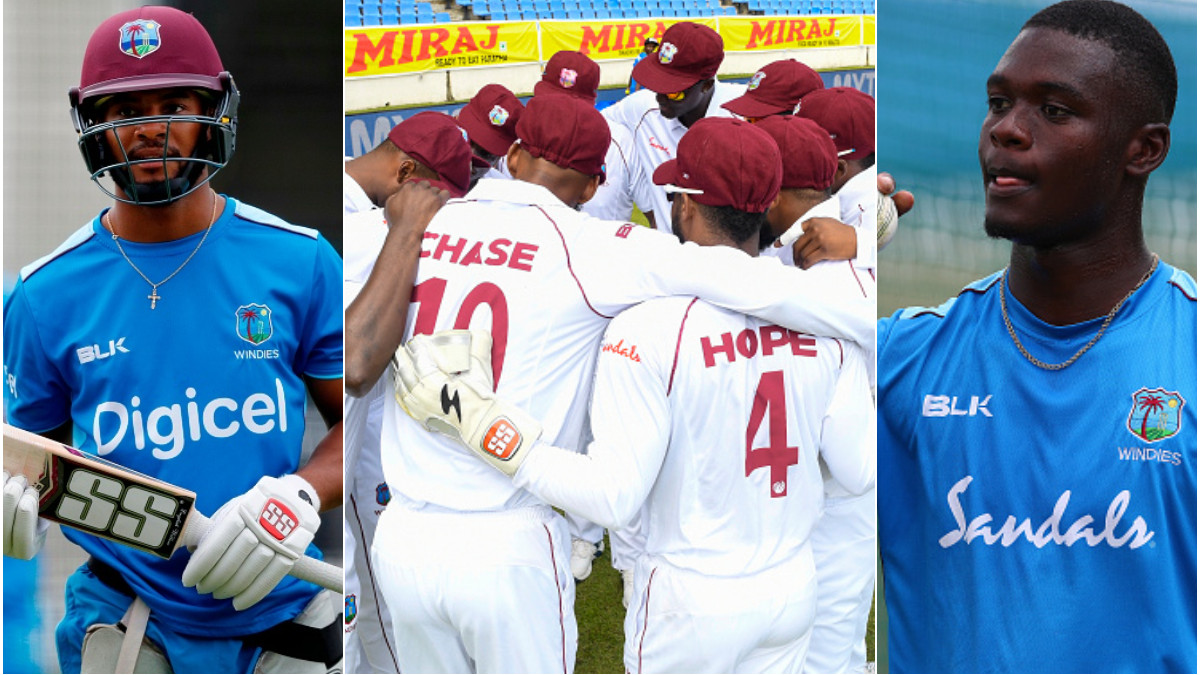 WI v SA 2021: West Indies squad announced for first Test; includes Shai Hope and Jayden Seales