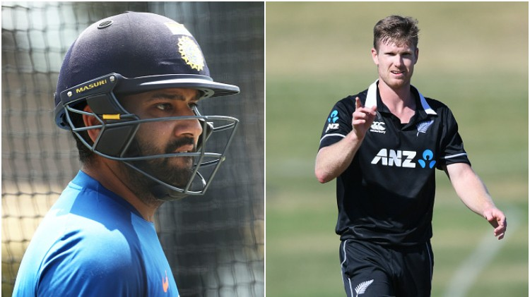 Jimmy Neesham rates Rohit Sharma's twin tons against South Africa; says he started OK