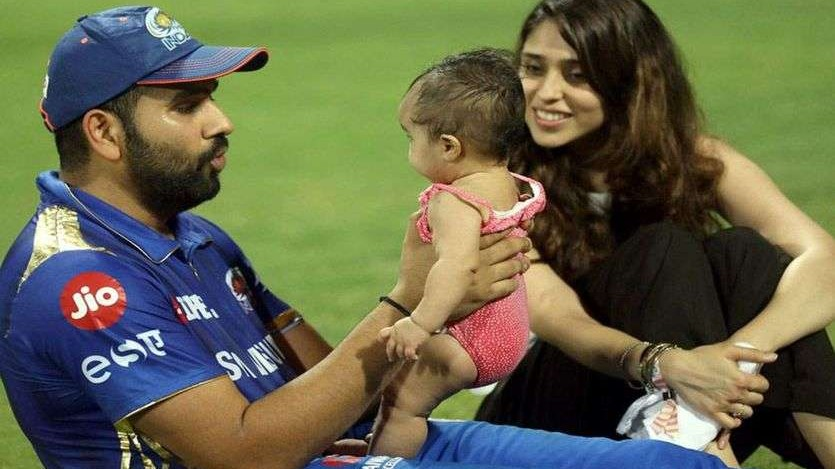 IPL 2020: Mumbai Indians reveal Rohit Sharma's 'new' adorable social media manager