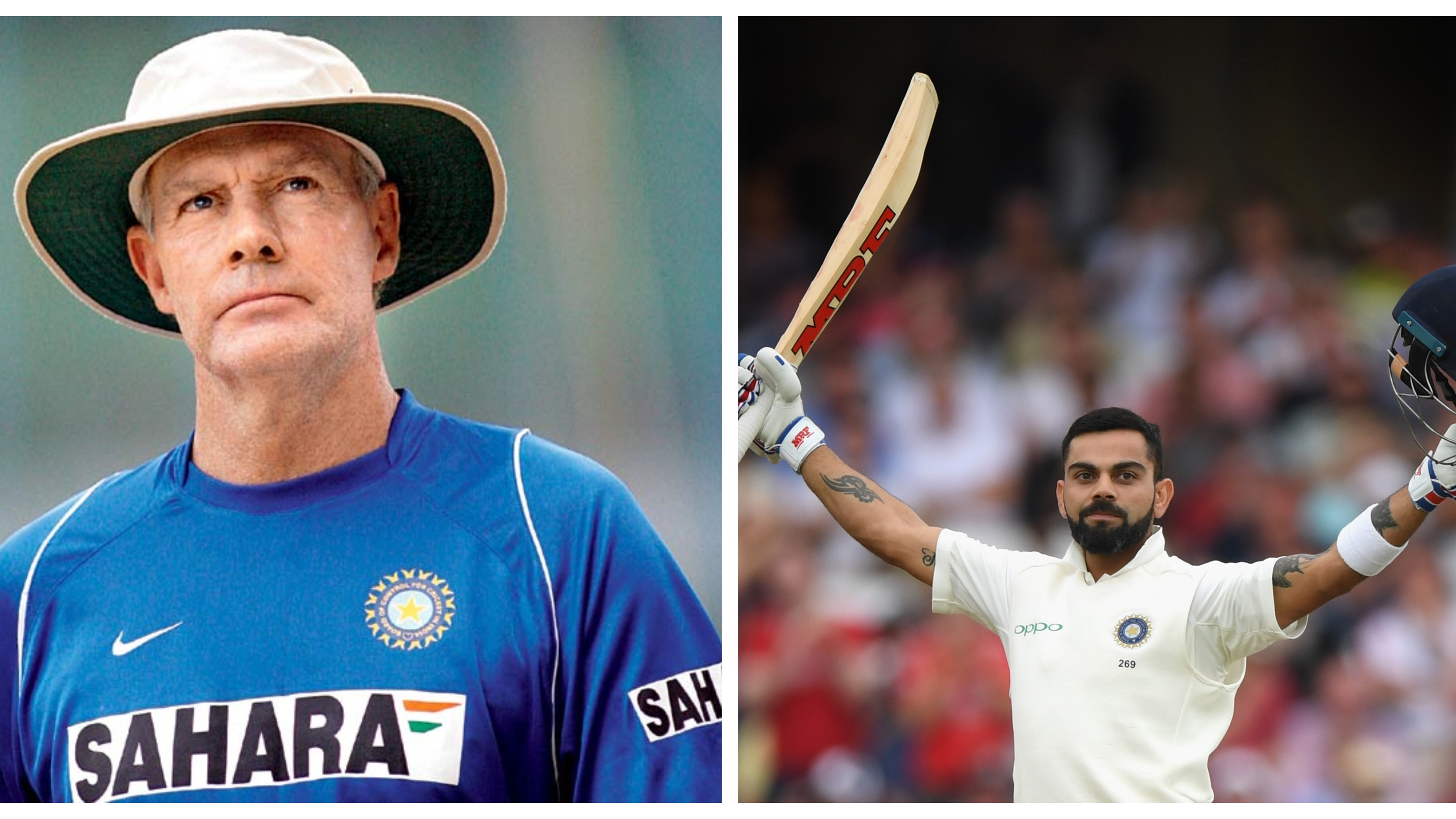 Virat Kohli is one of the best in recent times, says Greg Chappell