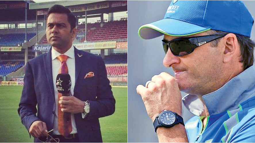 AUS v IND 2018-19: Aakash Chopra takes a jibe at Mark Waugh; suggests Indian spinners will destroy Australia